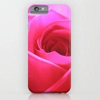 Pink Roses #3 iPhone 6 Slim Case