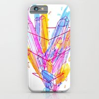 iPhone & iPod Case featuring Digestion by Mikah Washed