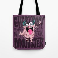 Everybody Knows I'm A Mo… Tote Bag