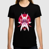 Another Photoshop Robot … Womens Fitted Tee Black SMALL