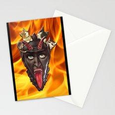 Krampuss Kitty Stationery Cards