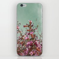 Flower Tree iPhone & iPod Skin