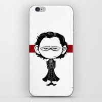 Little Sir Thomas Sharpe iPhone & iPod Skin