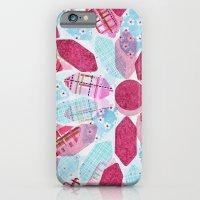 Patchwork-Collage Love iPhone 6 Slim Case