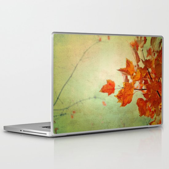 Whispers of Autumn Laptop & iPad Skin