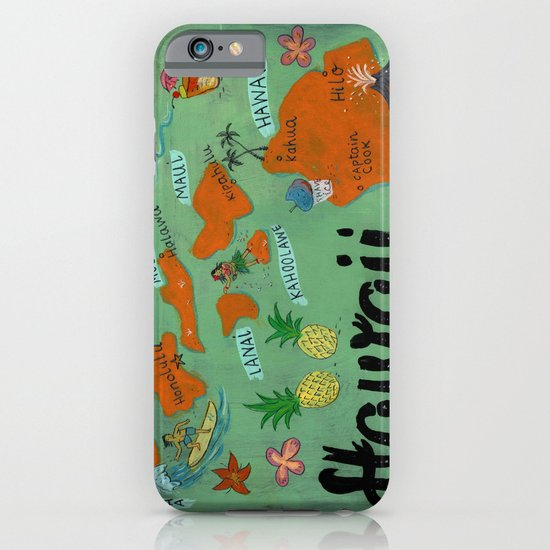 HAWAII iPhone & iPod Case