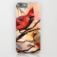Cardinal Love iPhone 6 Slim Case