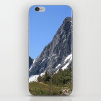Mount Dana iPhone & iPod Skin