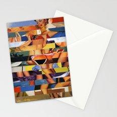 Glitch Pin-Up Redux: Madison Stationery Cards
