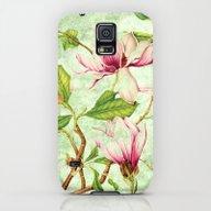 Magnolia Galaxy S5 Slim Case