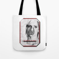the cylons of the lambs Tote Bag