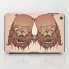 Ugly twins iPad Case