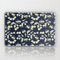 April Blooms(Dogwoods_bl… Laptop & iPad Skin