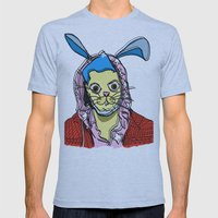Trix are for kids Mens Fitted Tee Athletic Blue SMALL