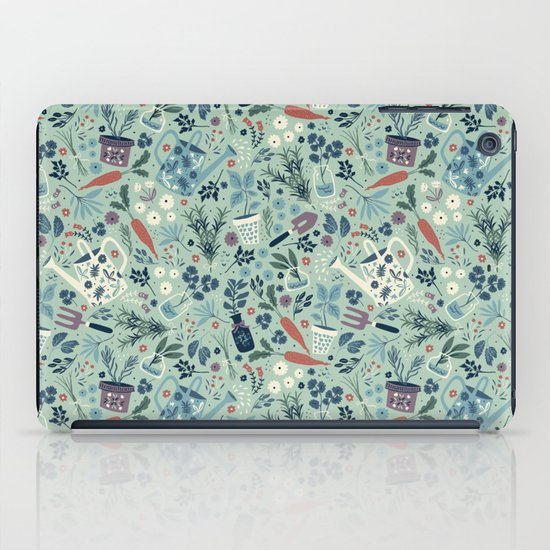 Herb Garden iPad Case