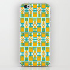Summer geometry iPhone & iPod Skin