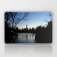 Dusk In The City Laptop & iPad Skin