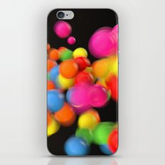 Motion Part 3 iPhone & iPod Skin
