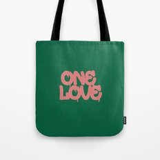 ONELOVE Tote Bag