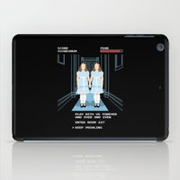 All Play and No Work iPad Case