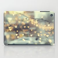 Holding on to Love iPad Case