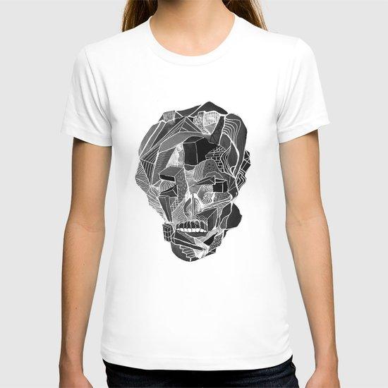 Death gives no reason T-shirt