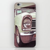 Chevy II beauty iPhone & iPod Skin