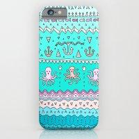 Sea Lines iPhone 6 Slim Case