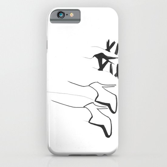 Side By Side iPhone & iPod Case