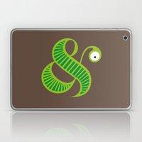 Et Worm Laptop & iPad Skin