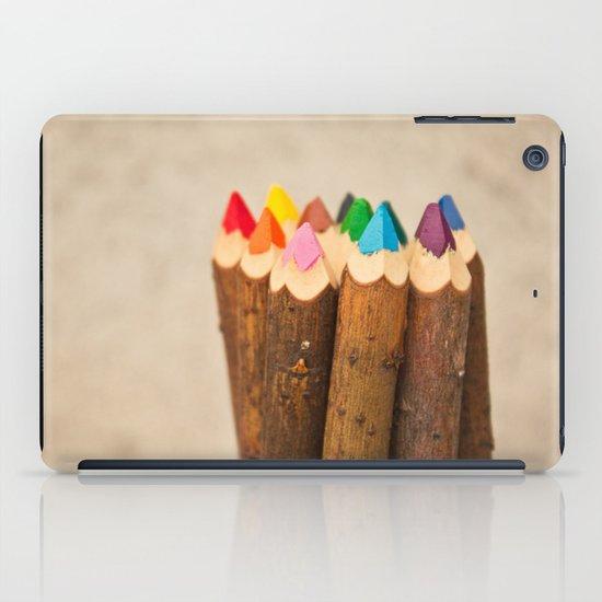 Color Me Free I iPad Case