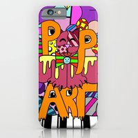 iPhone & iPod Case featuring Pop Art by Fiona Bewsey
