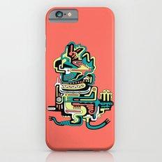 Geometric beings made of love iPhone 6s Slim Case