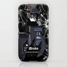 Broken, Rupture, Damaged… Galaxy S5 Slim Case