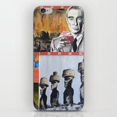 Oppenheimer's Deadly Tiki Toys iPhone & iPod Skin