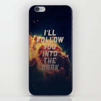 Into The Dark iPhone & iPod Skin