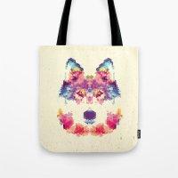 Wolfie Tote Bag