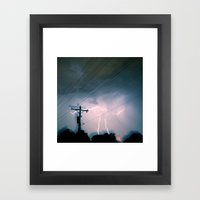 Pi ~ 3.14 Framed Art Print