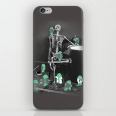 Crime Scene Investigation iPhone & iPod Skin