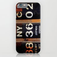 NYC 88 36 02 iPhone 6 Slim Case