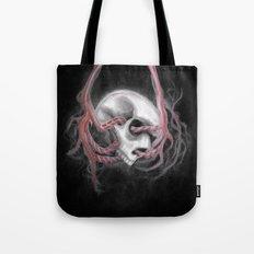 Skull Impression I Tote Bag