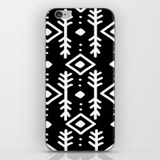 BLACK NORDIC iPhone & iPod Skin