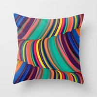 Mapel Throw Pillow