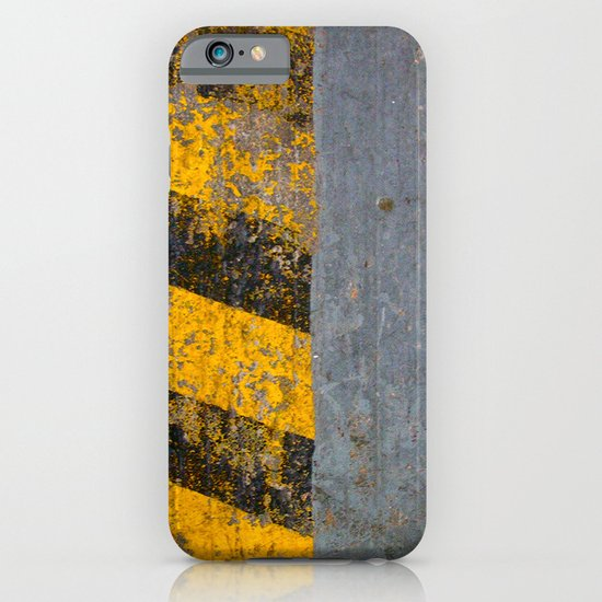 Caution  iPhone & iPod Case