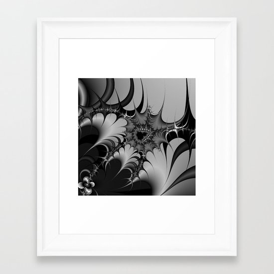 Inside the Dream Framed Art Print