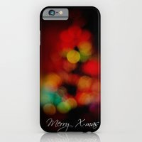 Merry X-mas iPhone 6 Slim Case