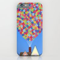 iPhone & iPod Case featuring Up by LOVEMI DESIGN