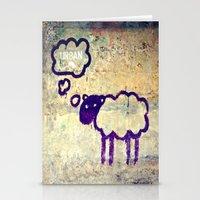 Urban Sheep Stationery Cards