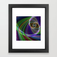 Framed Art Print featuring Imagination by David Zydd