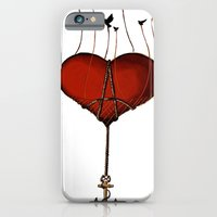 iPhone & iPod Case featuring Cast your Anchor by Violet Tobacco